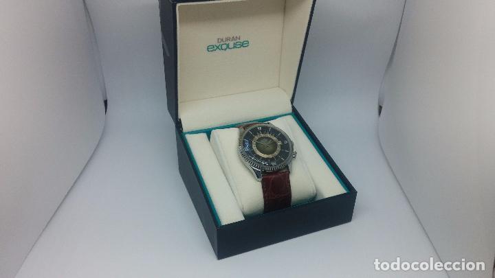 Relojes de pulsera: Botito reloj de cuerda de caballero vintage, muy grande 4,50 aprox c/c y antiguo, funcionando - Foto 13 - 81250792