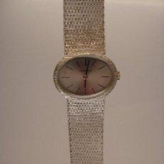 Relojes de pulsera: RELOJ CERTINA DE PLATA. DE CUERDA.. Lote 82477360