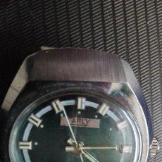 Relojes de pulsera: CARLY. PERFECTO ESTADO FUNCIONANDO SHOOCKPROOF RUSSIA MOVT.17 RUBIS. Lote 82660224