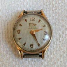 Relojes de pulsera: ANTIGUO RELOJ TITAN PRIMA 15 RUBIS - PARA RESTAURAR.. Lote 82759468