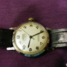 Relojes de pulsera: RELOJ LAUREAT 1970 - FUNCIONA !. Lote 82993638