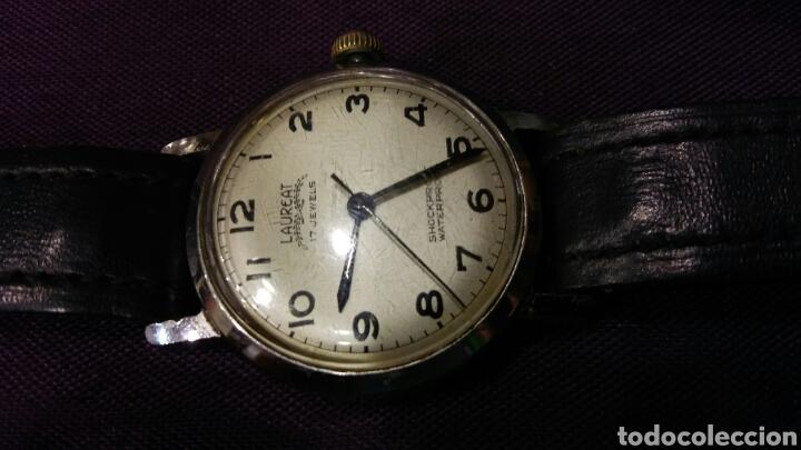 Relojes de pulsera: Reloj Laureat 1970 - Funciona ! - Foto 4 - 82993638