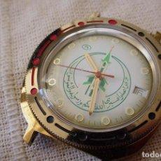 Relojes de pulsera: RELOJ MANUAL VOSTOK CARACTERES ARABES. Lote 117445962