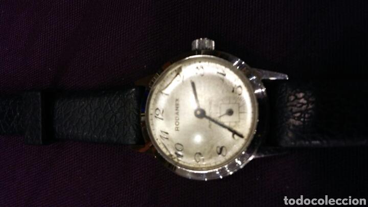 RODANEX - RELOJ MUJER (Relojes - Pulsera Carga Manual)