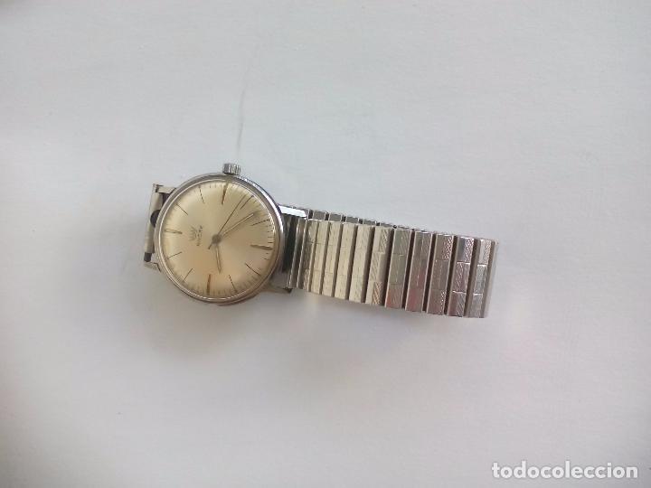 Relojes de pulsera: Reloj de pulsera a cuerda, marca Ancre. Made in Suiza 17 Jewels - Foto 2 - 83567256