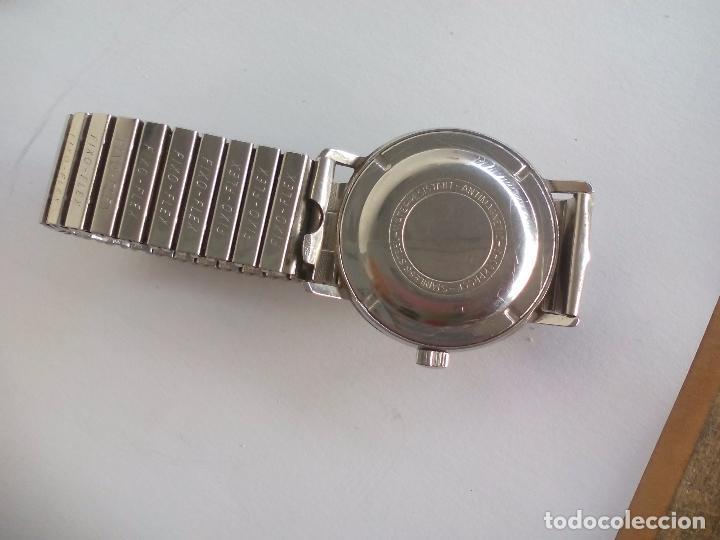 Relojes de pulsera: Reloj de pulsera a cuerda, marca Ancre. Made in Suiza 17 Jewels - Foto 4 - 83567256
