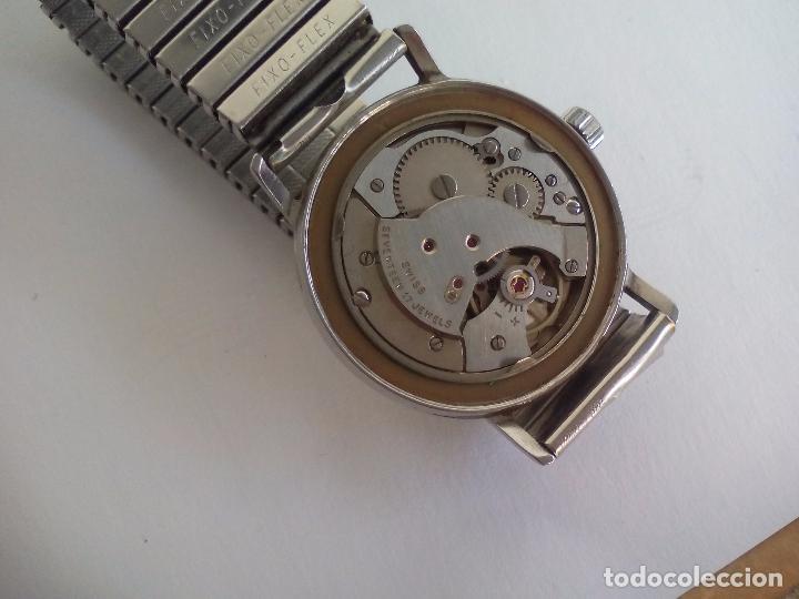 Relojes de pulsera: Reloj de pulsera a cuerda, marca Ancre. Made in Suiza 17 Jewels - Foto 5 - 83567256