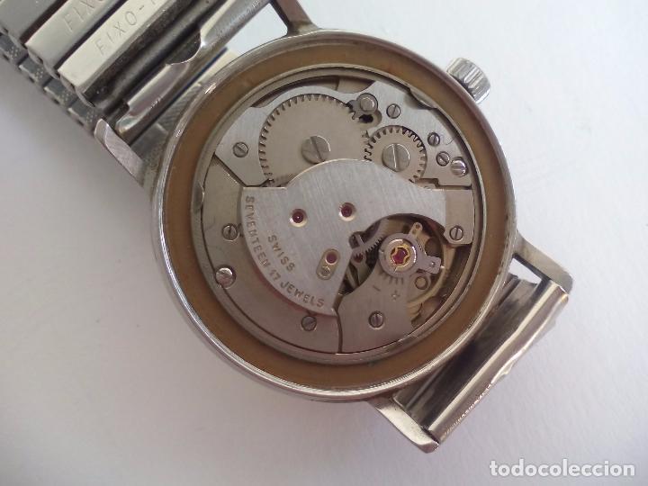 Relojes de pulsera: Reloj de pulsera a cuerda, marca Ancre. Made in Suiza 17 Jewels - Foto 6 - 83567256