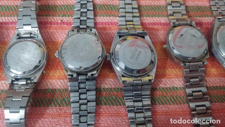Relojes de pulsera: BOTITO LOTE DE 15 RELOJES VARIADOS, PARA REPARAR O PARA PIEZAS, ALGUNO FUNCIONA - Foto 20 - 83575164
