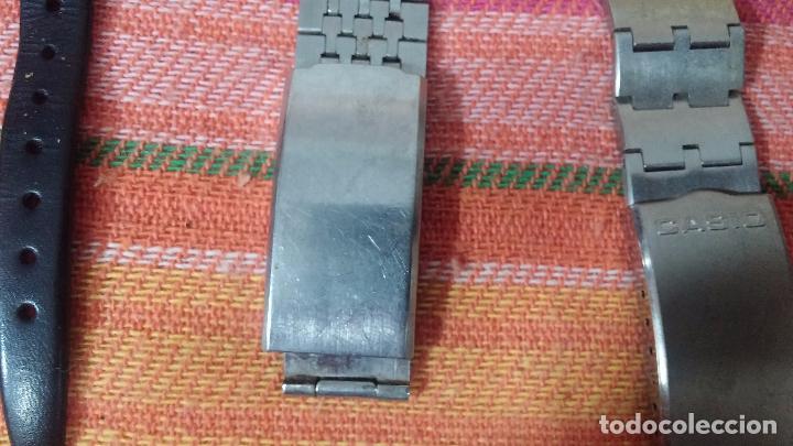 Relojes de pulsera: BOTITO LOTE DE 15 RELOJES VARIADOS, PARA REPARAR O PARA PIEZAS, ALGUNO FUNCIONA - Foto 25 - 83575164