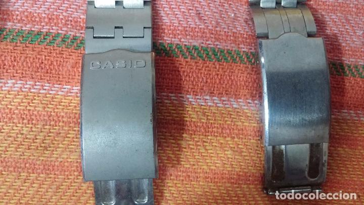 Relojes de pulsera: BOTITO LOTE DE 15 RELOJES VARIADOS, PARA REPARAR O PARA PIEZAS, ALGUNO FUNCIONA - Foto 26 - 83575164