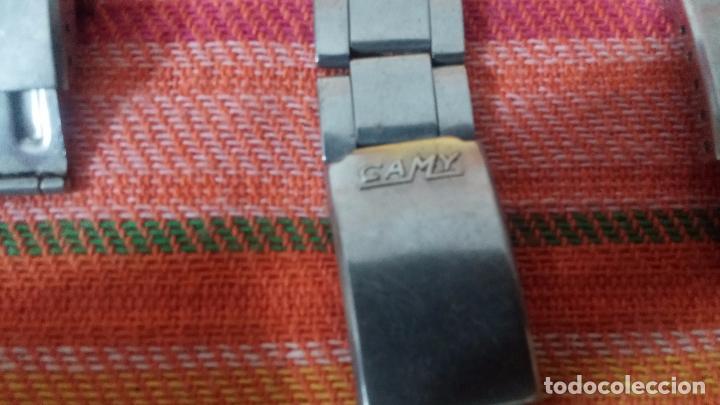 Relojes de pulsera: BOTITO LOTE DE 15 RELOJES VARIADOS, PARA REPARAR O PARA PIEZAS, ALGUNO FUNCIONA - Foto 30 - 83575164