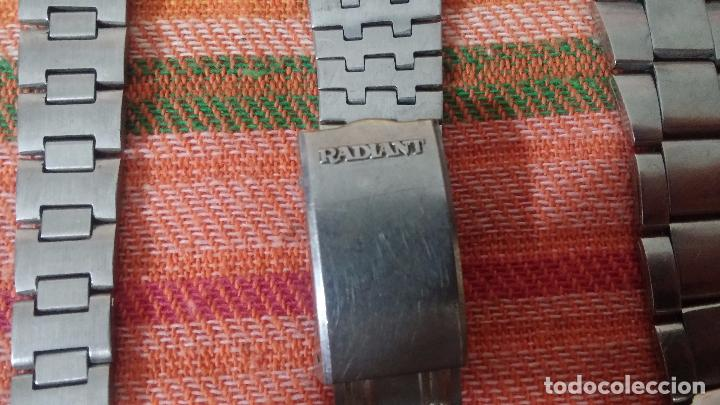 Relojes de pulsera: BOTITO LOTE DE 15 RELOJES VARIADOS, PARA REPARAR O PARA PIEZAS, ALGUNO FUNCIONA - Foto 32 - 83575164