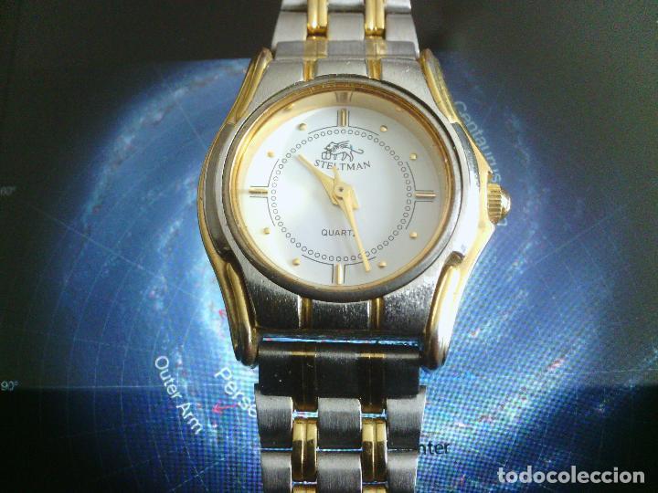 RELOJ MUJER - STELTMAN (Relojes - Pulsera Carga Manual)