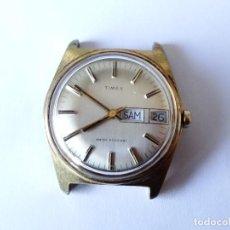 Relojes de pulsera: TIMEX CABALLERO PARA PIEZAS. Lote 84108832