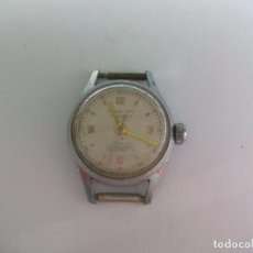 Relojes de pulsera: RELOJ DE PULSERA, DE CUERDA, SILVER CITY. 17 JEWELS, INCABLOC, WATERPROOF ANTIMAGNETIC.. Lote 84178840