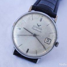 Relojes de pulsera: RELOJ DE PULSERA CARGA MANUAL - DUWARD DIPLOMATIC . Lote 84300392