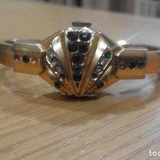Relojes de pulsera: RELOJ CASWATCH JEWELS DE LUXE. FABRICADO EN SUIZA. Lote 84756924