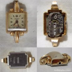 Relojes de pulsera: BELISON. ANTIGUO RELOJ SUIZO. ANTIMAGNETIC. 15 RUBÍS.. Lote 84974688