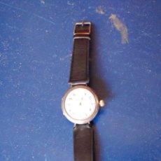 Relojes de pulsera: RELOJ ANTIGUO OMEGA DE PLATA.. Lote 85271066
