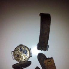 Relojes de pulsera: RELOJ DE PULSERA CON SU CAJA. Lote 85441740