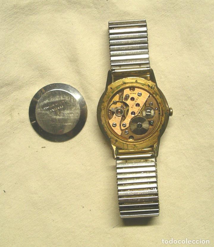 Relojes de pulsera: Reloj Festina 17 rubis, funciona, calendario. Med. 32 mm sin contar corona - Foto 2 - 85687960