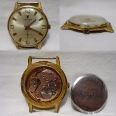 Festina. Antiguo Reloj suizo.17 Rubis. Incabloc. Antimagnetic. Plaque oro.