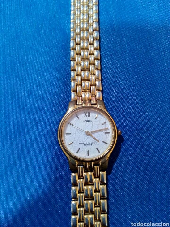 37f4d2cd44aa Reloj lorus quart mov