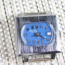 Relojes de pulsera: ANTIGUO STOK!!! SIN USO SUIZO DE DAMA MECANICO CARGA MANUAL FUNCIONA LOTE WATCHE. Lote 86191196