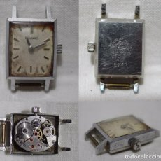 Relojes de pulsera: DUWARD. ANTIGUO RELOJ SUIZO. 17 JEWELS. (RF). Lote 86761880