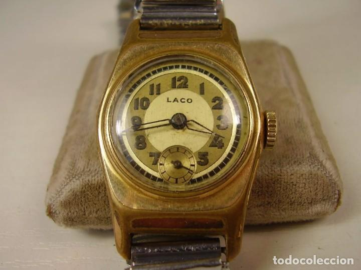 RELOJ DE PULSERA LACO. 1920 (Relojes - Pulsera Carga Manual)