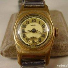 Relojes de pulsera: RELOJ DE PULSERA LACO. 1920. Lote 87103340