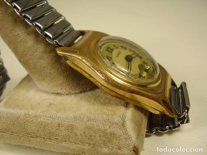 Relojes de pulsera: Reloj de pulsera Laco. 1920 - Foto 3 - 87103340
