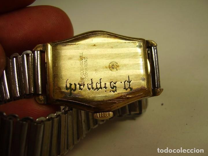 Relojes de pulsera: Reloj de pulsera Laco. 1920 - Foto 4 - 87103340