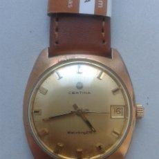 Relojes de pulsera: RELOJ CLÁSICO DE CABALLERO. MARCA CERTINA WATERKING 215. FUNCIONANDO.. Lote 87187332