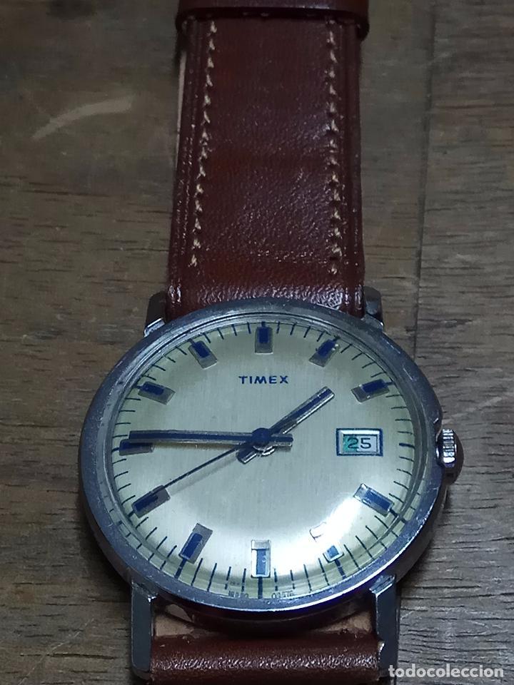 RELOJ TIMEX CABALLERO PARA REPARAR. (Relojes - Pulsera Carga Manual)