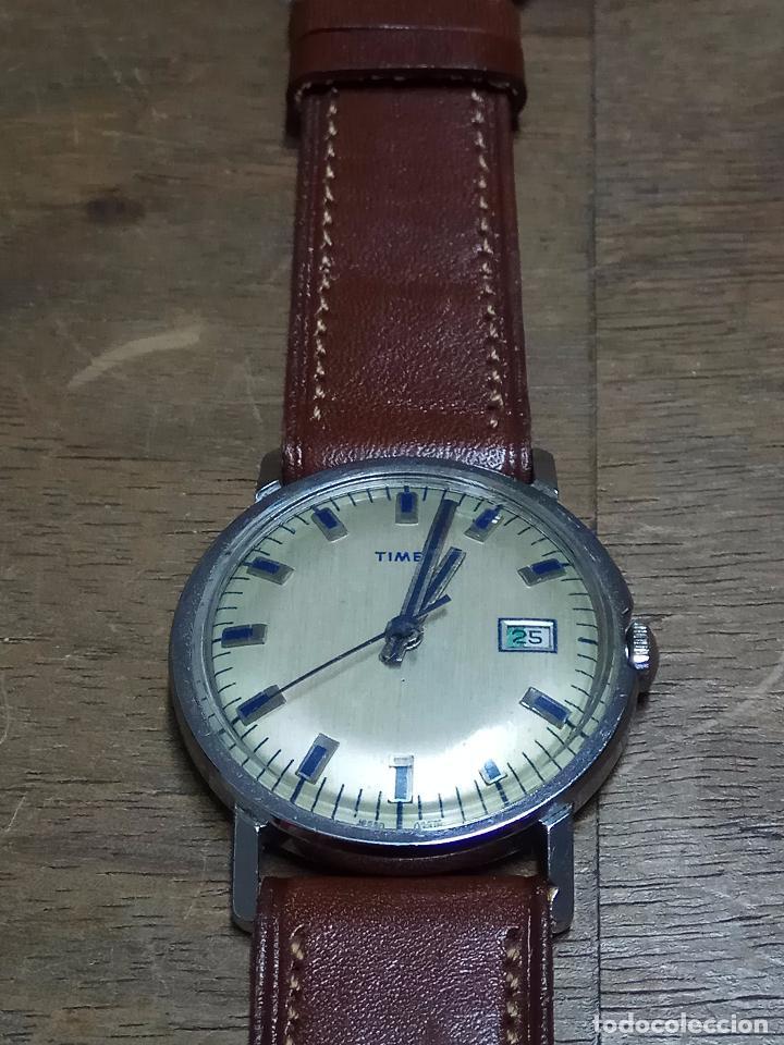 Relojes de pulsera: RELOJ TIMEX CABALLERO PARA REPARAR. - Foto 4 - 167680173