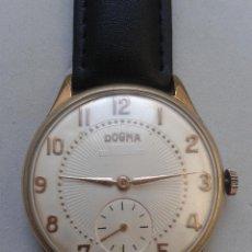 Relojes de pulsera: RELOJ CLÁSICO DE CABALLERO. MARCA DOGMA. FUNCIONANDO.. Lote 87304552