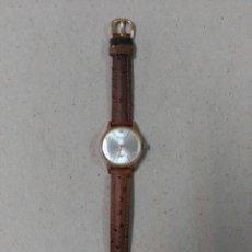 Relojes de pulsera: RELOJ DE PULSERA HORALIS CARGA MANUAL 17 RUBIS FUNCIONANDO. Lote 87413272