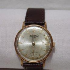 Relojes de pulsera: EXACTUS. ANTIGUO RELOJ SUIZO. 17 RUBÍS. ANTIMAGNETIC.. Lote 87679988
