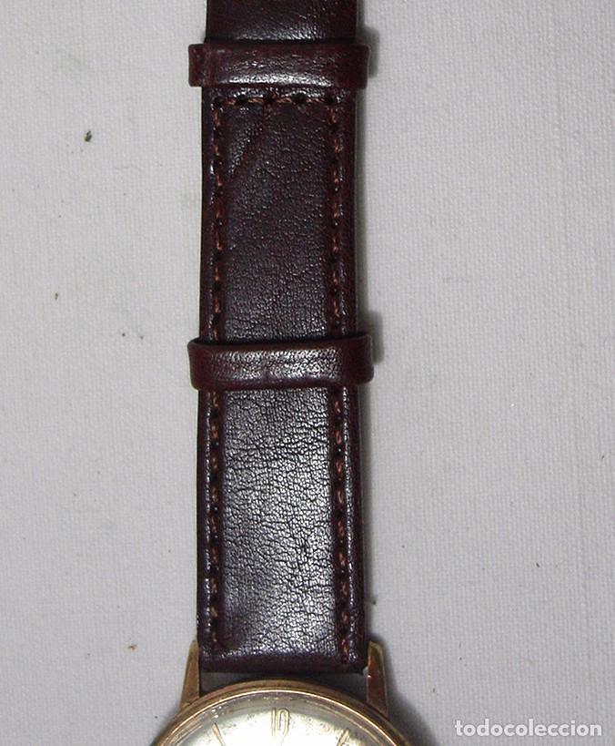 Relojes de pulsera: Exactus. Antiguo Reloj Suizo. 17 rubís. Antimagnetic. - Foto 5 - 87679988