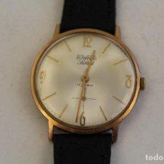 Relojes de pulsera: RELOJ ANTIGUO DUWARD SELED 17 RUBIS SWISS MADE DE CARGA MANUAL. Lote 95981284