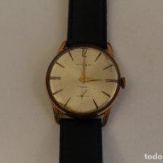 Relojes de pulsera: RELOJ ANTIGUO JUPEX 17 RUBIS SWISS MADE DE CARGA MANUAL. Lote 95981343