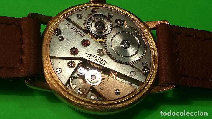 Relojes de pulsera: ANTIGUO RADIANT - AÑOS 60. FUNCIONANDO. 35.1 - 37.2 MM. CARGA MANUAL. DESCRIP Y FOTOS VARIAS. - Foto 4 - 88566208