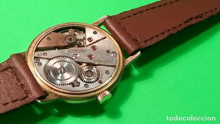 Relojes de pulsera: ANTIGUO RADIANT - AÑOS 60. FUNCIONANDO. 35.1 - 37.2 MM. CARGA MANUAL. DESCRIP Y FOTOS VARIAS. - Foto 5 - 88566208