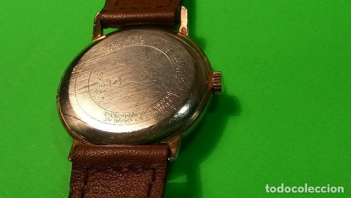 Relojes de pulsera: ANTIGUO RADIANT - AÑOS 60. FUNCIONANDO. 35.1 - 37.2 MM. CARGA MANUAL. DESCRIP Y FOTOS VARIAS. - Foto 6 - 88566208