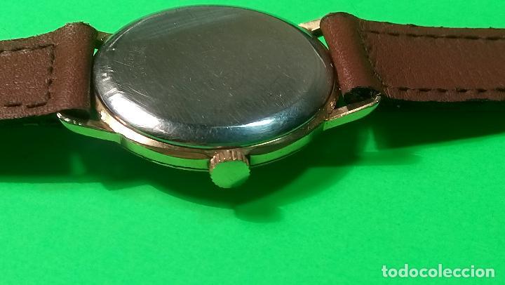 Relojes de pulsera: ANTIGUO RADIANT - AÑOS 60. FUNCIONANDO. 35.1 - 37.2 MM. CARGA MANUAL. DESCRIP Y FOTOS VARIAS. - Foto 7 - 88566208