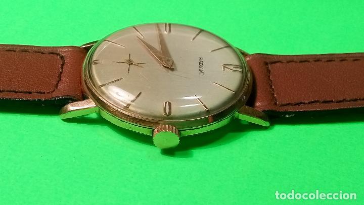 Relojes de pulsera: ANTIGUO RADIANT - AÑOS 60. FUNCIONANDO. 35.1 - 37.2 MM. CARGA MANUAL. DESCRIP Y FOTOS VARIAS. - Foto 8 - 88566208