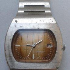 Relojes de pulsera: RELOJ MARCA DIAMANT. CARGA MANUAL, PARA CABALLERO. . Lote 88653164