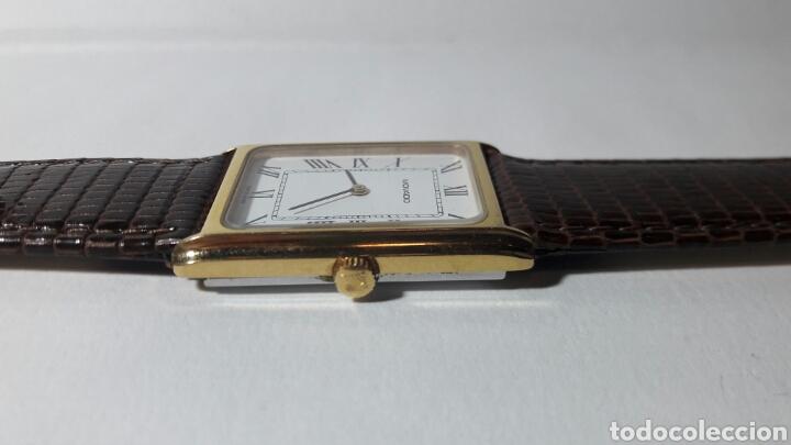 Relojes de pulsera: RELOJ MOVADO ZENITH SWISS CUERDA DE COLECCION NUMEROS ROMANOS RARO ESCASO - Foto 3 - 88870994